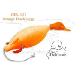 Dokken's vadkacsa bábu - narancssárga