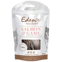 Eden Meat Treats Lazac-Vad Jutalomfalatok 100g