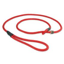 Mystique® Field trial moxon póráz 8mm 150cm piros