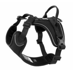 HURTTA ACTIVE kutyahám - fekete 40-45 cm