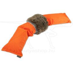 """Mystique® Dummy """"3-részes"""" 5kg narancssárga - szőrmével borított"""