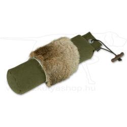 """Mystique® Dummy """"Rabbit fur"""" 1000g khaki - szőrmével borított"""
