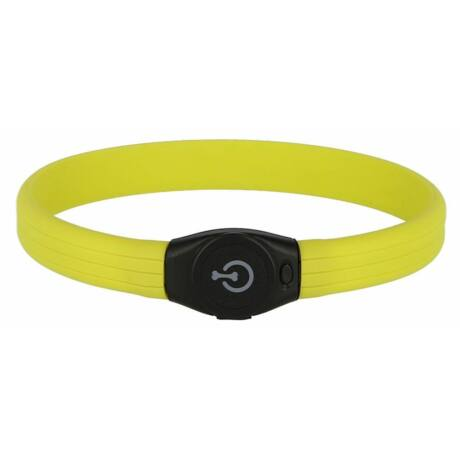 LED COLLAR MAXI SAFE SÁRGA