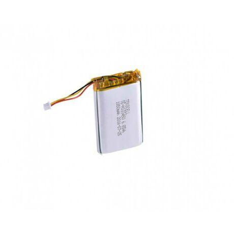 DOG GPS X20/X30/X30T csereakkumulátor