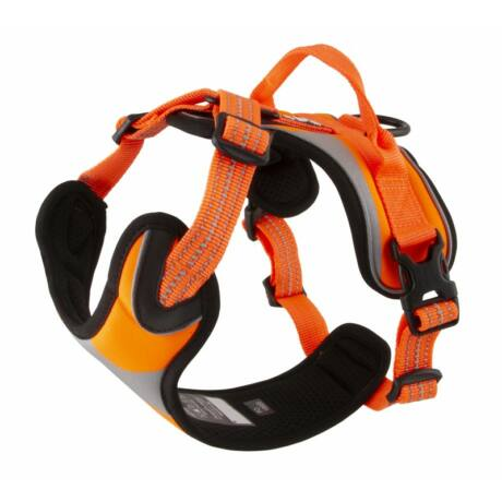 HURTTA DAZZLE  kutyahám - narancs 40-45 cm