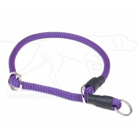 Mystique® Nyakörv nylon kerek stoppal 8mm 50cm lila