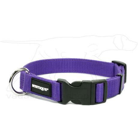 Mystique® Nylon nyakörv 25mm lila 55-65cm