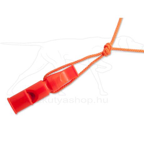 ACME két hangú síp trillázással 640 9cm narancssárga
