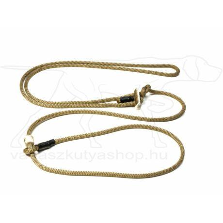 "Mystique® ""Hunting Profi silent"" hunting leash 8mm bézs 280cm"