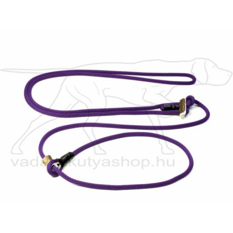 "Mystique® ""Hunting Profi silent"" hunting leash 8mm lila 280cm"