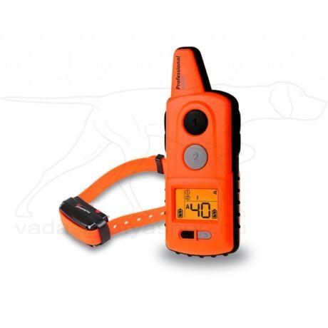 D Control Professional 2000 kutyakiképző nyakörv – Dogtrace – Narancs
