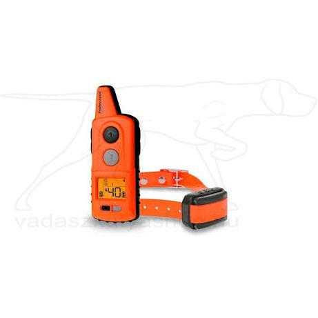 D Control Professional 2000 Mini elektromos nyakörv – Dogtrace – Narancs