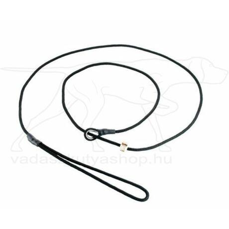 Mystique® Field trial moxon póráz 4mm 150cm fekete