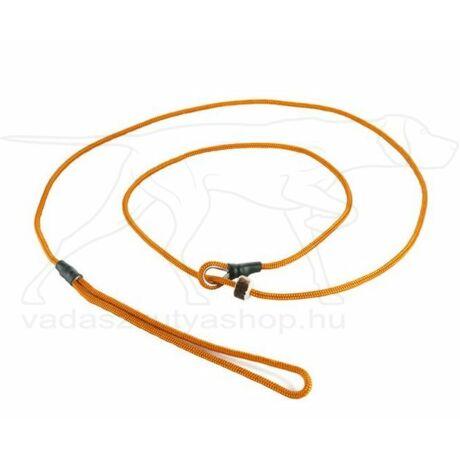 Mystique® Field trial moxon póráz 4mm 130cm narancssárga