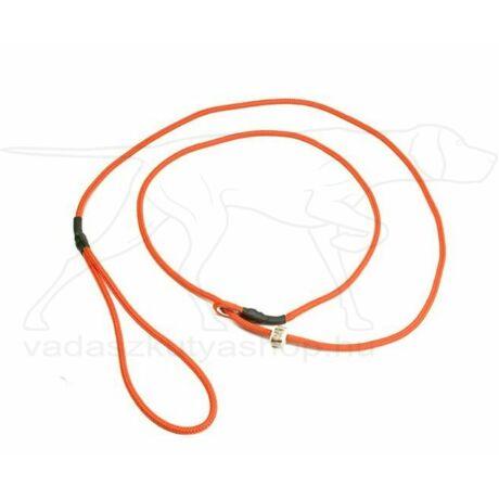 Mystique® Field trial moxon póráz 4mm 150cm neon narancssárga