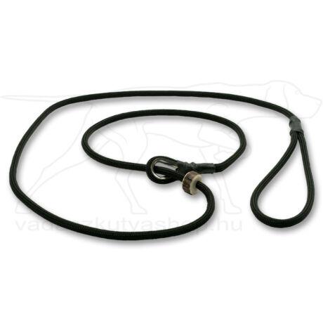 Mystique® Field trial moxon póráz 6mm 150cm fekete