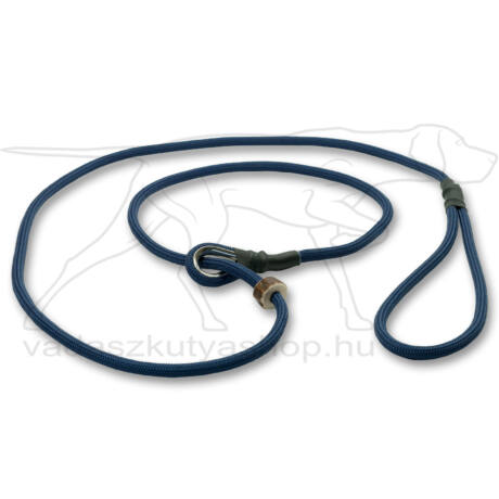 Mystique® Field trial moxon póráz 6mm 150cm kék