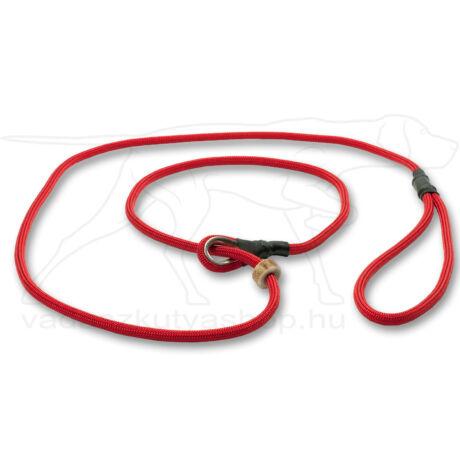 Mystique® Field trial moxon póráz 6mm 150cm piros