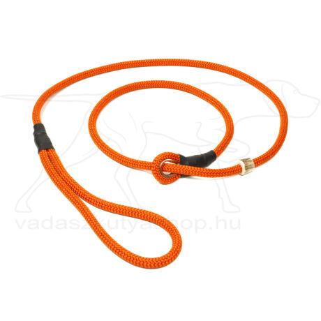 Mystique® Field trial moxon póráz 8mm 180cm narancsárga