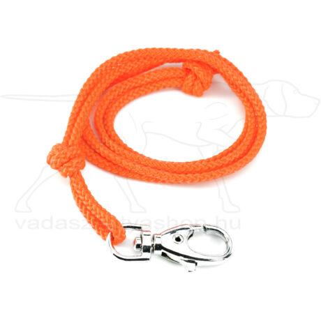 Mystique® Szíj sípra karabinerrel narancssárga