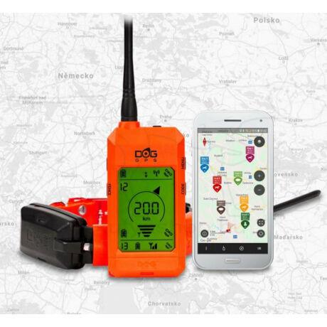 GPS nyakörv szett DOG GPS X30 – Dogtrace