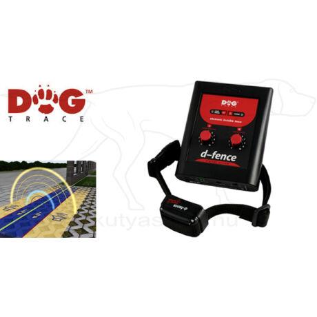 D Fence 1001 láthatatlan elektromos kutyakerítés – Dogtrace