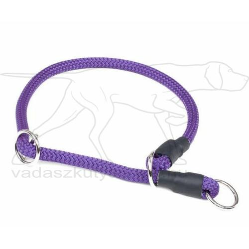 Mystique® Nyakörv nylon kerek stoppal 8mm 60cm lila