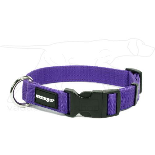 Mystique® Nylon nyakörv 25mm lila 50-60cm