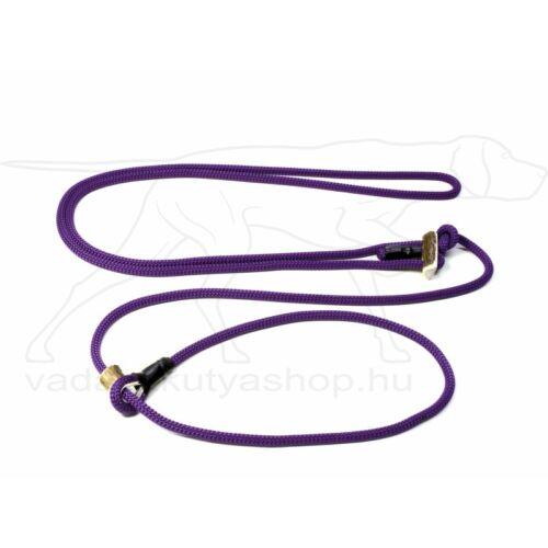 "Mystique® ""Hunting Profi silent"" hunting leash 8mm lila 280cm"