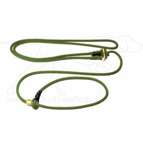 "Mystique® ""Hunting Profi silent"" hunting leash 8mm oliva 280cm"