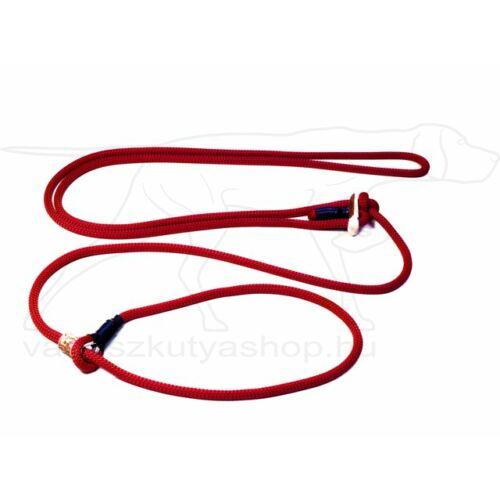 "Mystique® ""Hunting Profi silent"" hunting leash 8mm piros 280cm"
