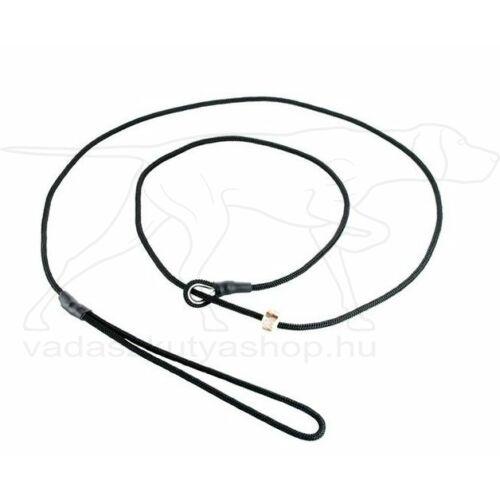 Mystique® Field trial moxon póráz 4mm 130cm fekete