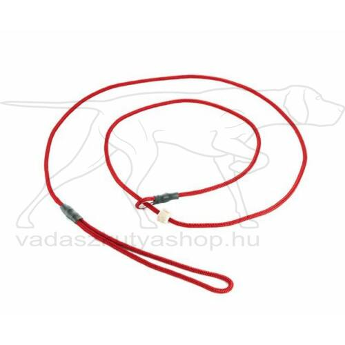 Mystique® Field trial moxon póráz 4mm 150cm piros