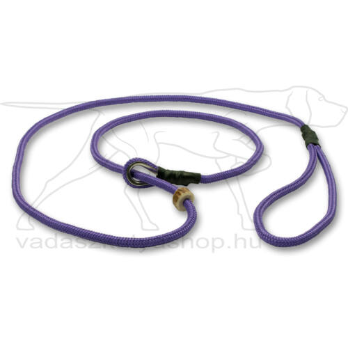 Mystique® Field trial moxon póráz 6mm 130cm lila