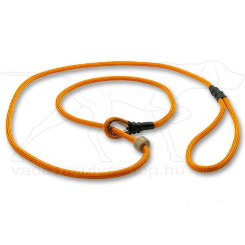 Mystique® Field trial moxon póráz 6mm 130cm narancssárga