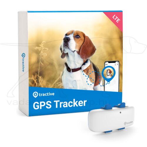 Tractive GPS nyomkövető kutyáknak