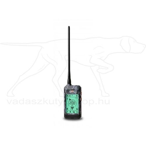 Dog GPS X20 vevőkészülék Szürke-Camo