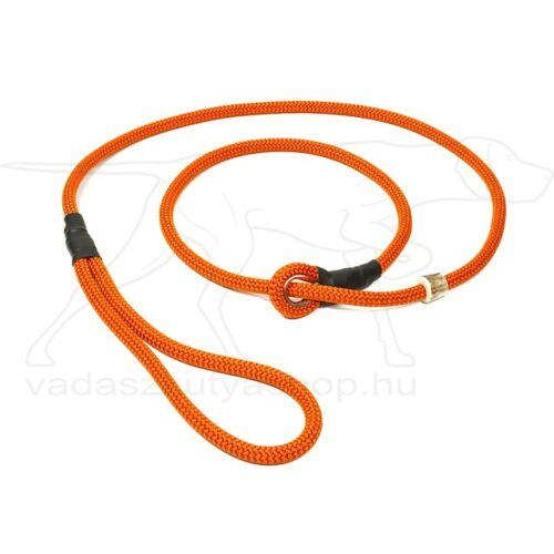 Mystique® Field trial moxon póráz 8mm 150cm narancsárga